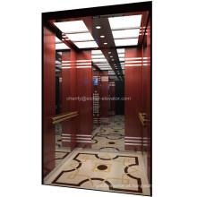 Elevador residencial do elevador do passageiro da sala pequena da máquina de Srh