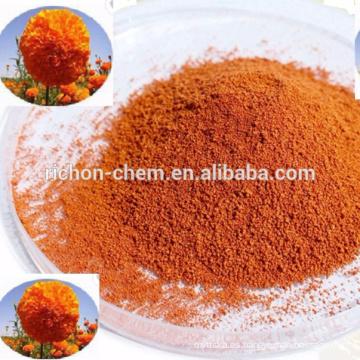 Luteína 5% 10% 20% Extracto de flor de caléndula de calidad superior