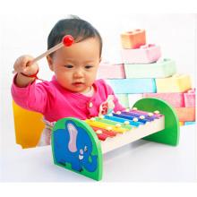 hölzerne Xylophon Perkussion chinesische Musikinstrumente