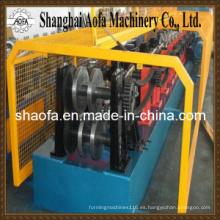 Máquina formadora de rollos en frío de Z Shape Purlin (AF-Z80-300)