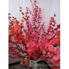 Цветок с семейным декором
