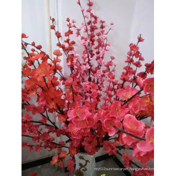 The Flower with Family Decoration Silk Decoration