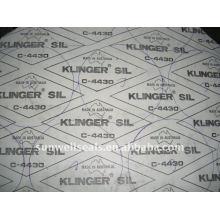 Folha e vedação Klinger