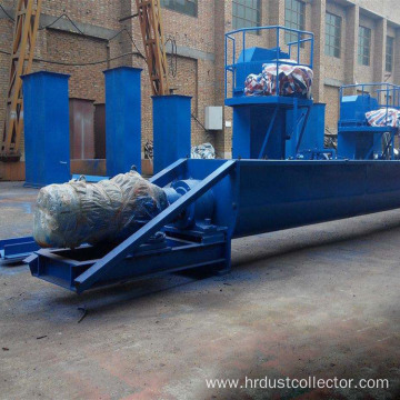 Dust humidifier for dust collector
