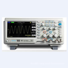 Hot Sale Double Channel Oscilloscope with 7 Inch TFT Color LCD Display