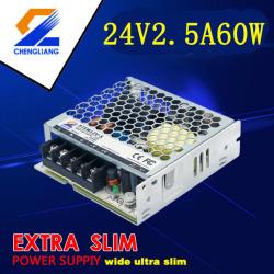 LED Driver 24V 2.5A 60W LED Power Supply