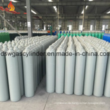 99,999% Heliumgas gefüllt in 40 l Zylinder Qf-2 Ventil