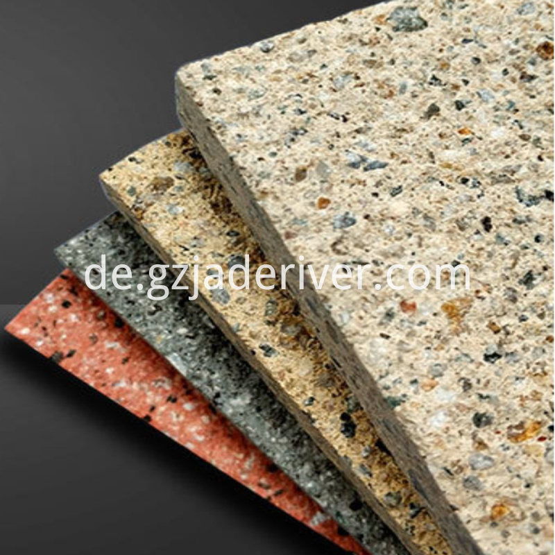 Modern Artificial Quartz Stone in Multiple Colors