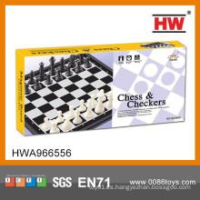 Conjunto de tablero internacional ajedrez de la educación de la venta