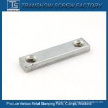 Piezas de maquinaria de acero galvanizadas cinc C1035