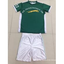 Uniforme de futebol personalizado Dri Fit personalizado