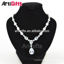 Artigifts Fashional wedding Gifts Sparkling Jewellry Female Necklace