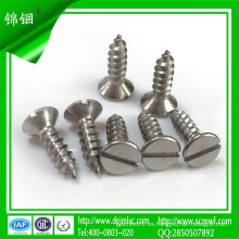 Tornillo autoperforante de acero inoxidable de 10mm para hormigón