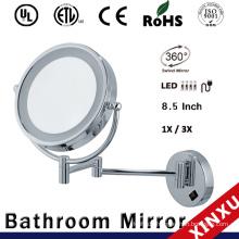 Rasierer Spiegel Wand Licht _D8502_