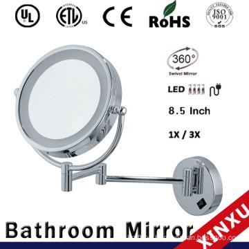 Máquina de afeitar del espejo pared luz _D8502_