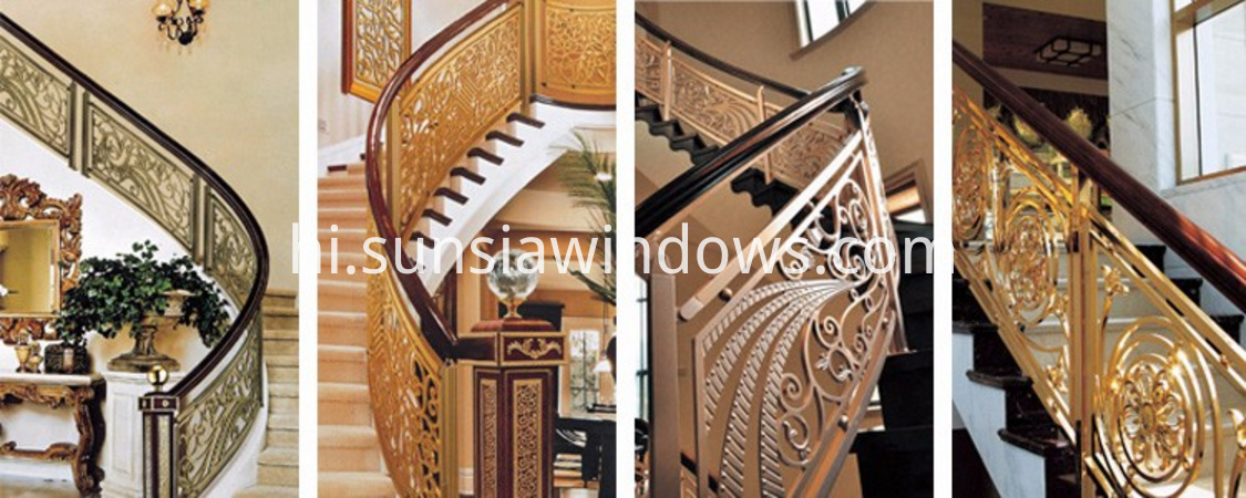 Stair Balustrade