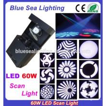 O melhor preço conduziu a luz do varredor Luz barata do disco conduziu a luz do disco