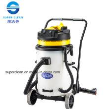 Aspirador húmedo y seco 60L (inclinación)