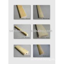 bamboo molding