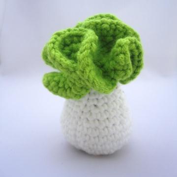 Creative 100% Cotton Crochet Toys For Babies