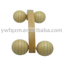 Rolo massageador para madeira