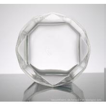 Kleine transparente Glasbecher