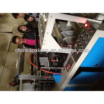 Computer control rolling T-shirt & flat bag making machine air bubble film bag making machine