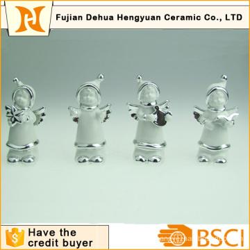 Ceramic Angle Craft for Christmas Decoration