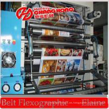 PP tejido de la máquina de impresión Flexo (CE)