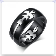 Men′s Jewelry Stainless Steel Jewelry Fashion Ring (SR179)