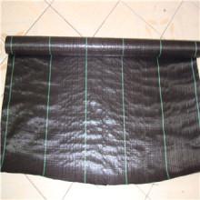 Estera de control de malezas de plástico anti UV (cubierta de suelo)