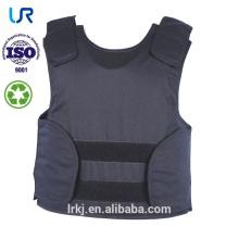 NIJ IIIA Concealable Kevlar Ballistic Body Armor Vest VIP Bullet Proof Vest