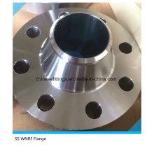 ANSI B16.5 F316L Bride forgée en acier inoxydable