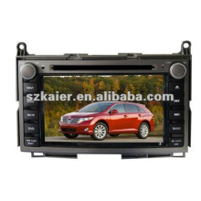 "7 ""Auto-GPS für Toyota Venza"