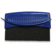 Wheel Cleaning Brush with Contoured Grip, Made of Sponge, Measures 12 x 6 x 6.5cm