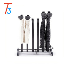 China factory 3 Pair Boots Organizer shoe rack