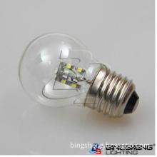 Clear Global LED Lamp G45 E27