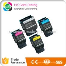 Cartucho de tonalizador compatível do preço de fábrica C540 para impressoras de Lexmark C540 / C543 / C544 / 546 X544 / 546 / 548laser