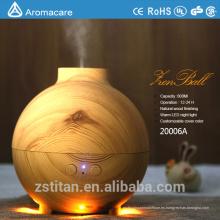 Aroma LED light Difusor fragante fragante aromático