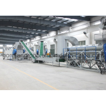 PET-Flake-Recycling-Linie