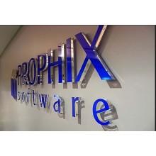 Super haute qualité acrylique lettre intérieure signe