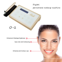 Новейшая инновационная цифровая полупостоянная макияжная машина O-1