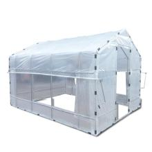 China for Tunnel Greenhouse Gothic Super Strong Family Garden Greenhouse supply to Egypt Exporter