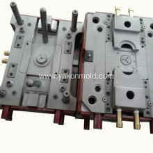 Auto plastic injection molding