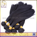 Cabelo peruano virgem livre tecer pacotes de cabelo, produto de cabelo humano