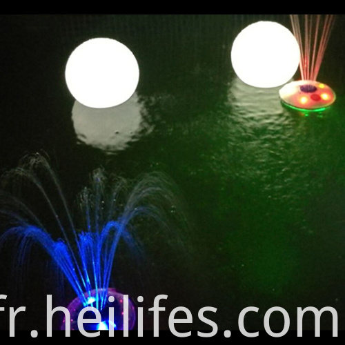 Waterproof Solar LED ball light