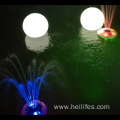 Entertainment venue ball light