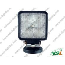 Lampe de travail à LED 15W, Lampe de conduite à LED Epsital supérieure, Lampe de travail à LED 10-30V DC Lampe de camion à LED Nsl-1505s-15W LED