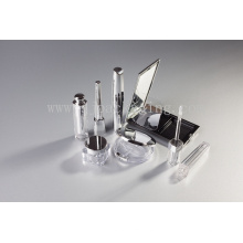 complete plastic packaging makeup kit cosmetics set cosmetic packaging containers