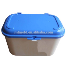 2017 Customized Plate Supplier Plastic Crate Mold